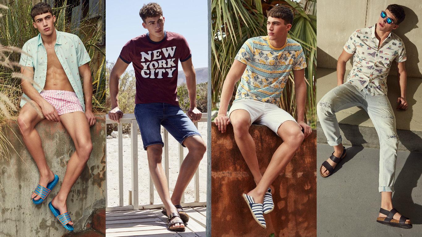Primark Men's Summer Shoes: 12 Styles