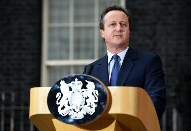 How David Cameron's Plan To Screw Labour Cost Him The EU