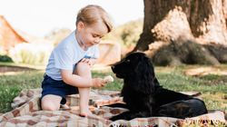 Prince George Melts Hearts In Adorable New Birthday