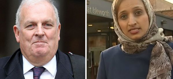 Kelvin MacKenzie Is Now Threatening A Counter-Complaint Against Fatima Manji