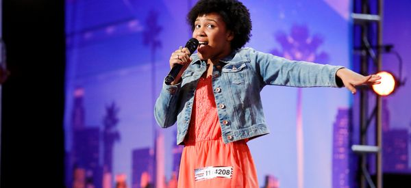 Homeless Teen Earns 'AGT' Golden Buzzer With Amazing Performance