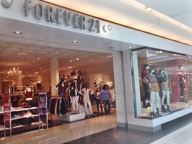 Stores like Forever 21, H&M, Zara and Target madefast fashion a huge part of modern American culture.