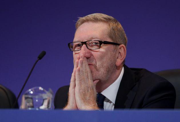 Len McCluskey said MI5 was using 'dark