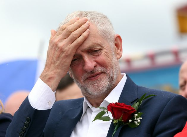 Jeremy Corbyn is facing staunch opposition from those who voted him into