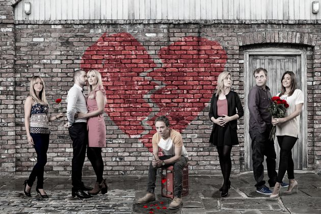 The twists will be new producer Kate Oates' first proper 'Corrie'