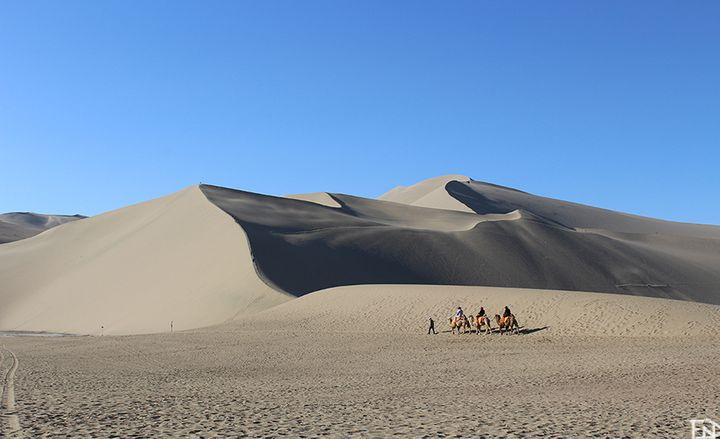Dunes of Dunhuang