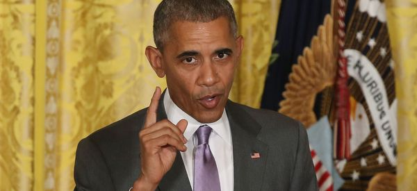 Obama Condemns Discrimination Against Muslims