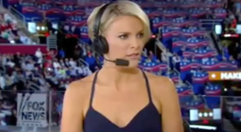 Megyn Kelly received a barrage of criticism for wearing a strappy tank top to the Republican National Convention on Wednesday