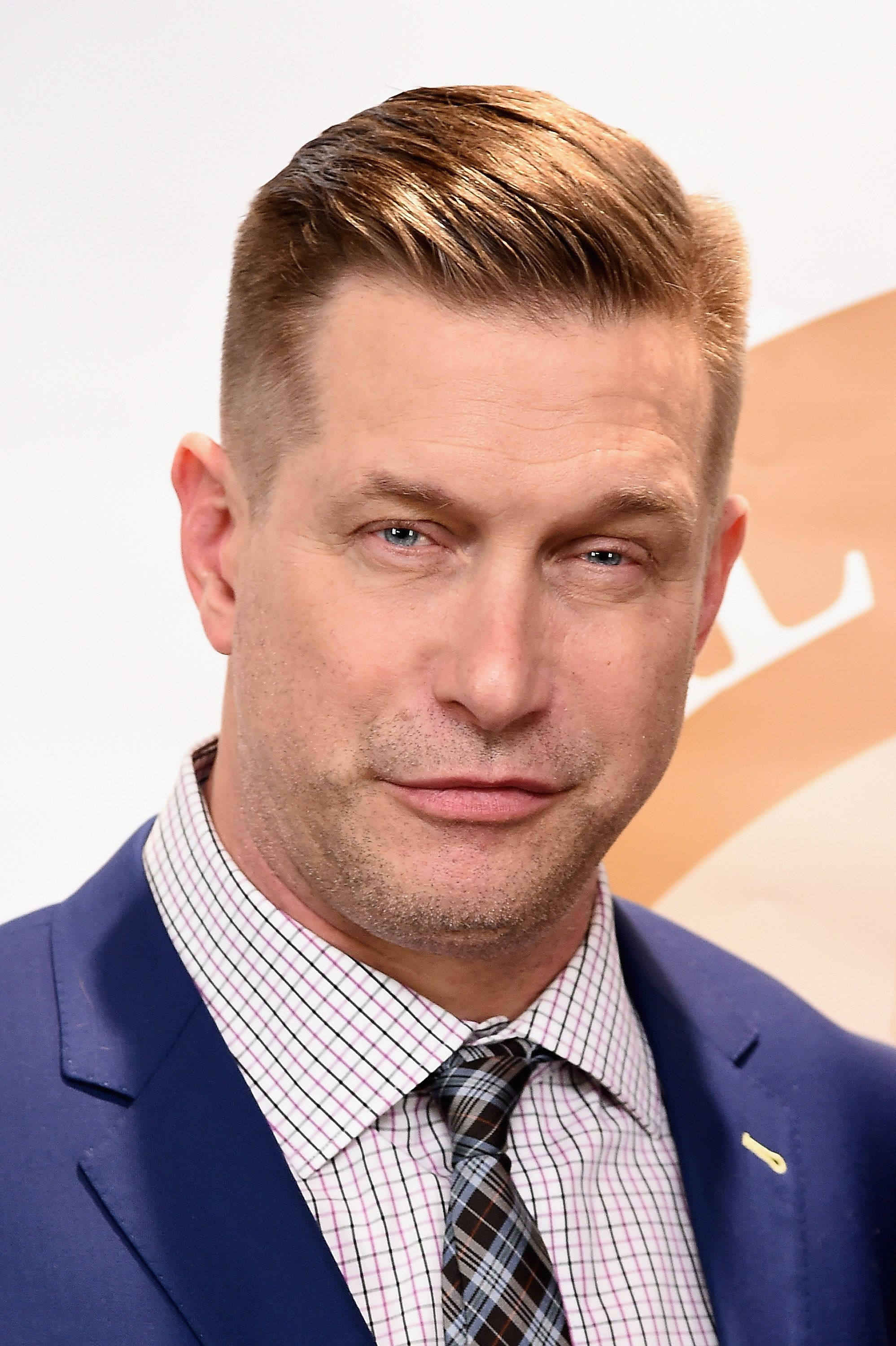 NEW YORK, NY - MAY 19: Actor Stephen Baldwin attends the Federal Enforcement Homeland Security Foundation 2016 Ridge Awards at Sheraton Times Square on May 19, 2016 in New York City.  (Photo by Ilya S. Savenok/Getty Images for FEHSF)