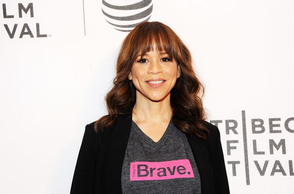 """Puerto Rican actress and activist Rosie Perez thinks Clinton has put in her time and <a href=""""https://www.huffpost.com/entry/"""