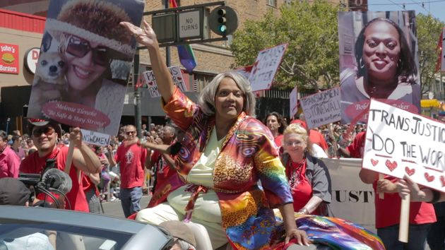 Miss Major Is A Trans Elder And Stonewall Icon.. And She's Changing The