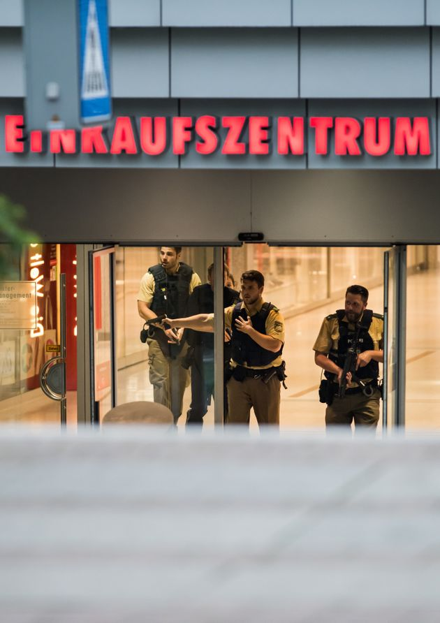 Munich Attack Gunman Was German-Iranian Teenager Who Had Been 'Bullied For Seven