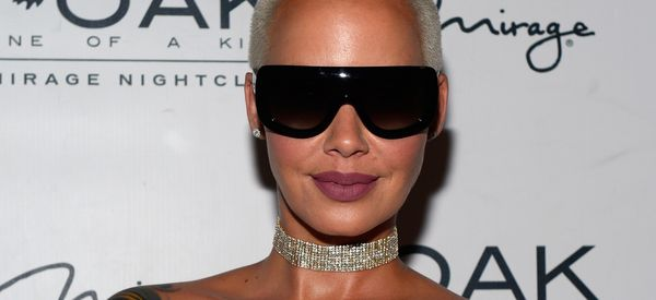 Amber Rose Finally Speaks Out Over Kanye's 'Famous' Music Video