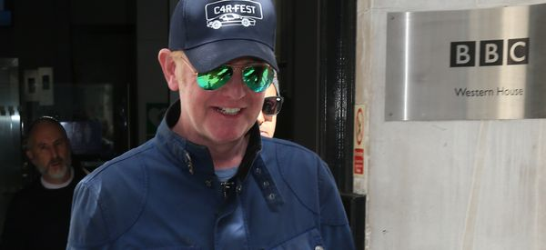 Chris Evans Issues Apology Over Motorway Weeing Photos