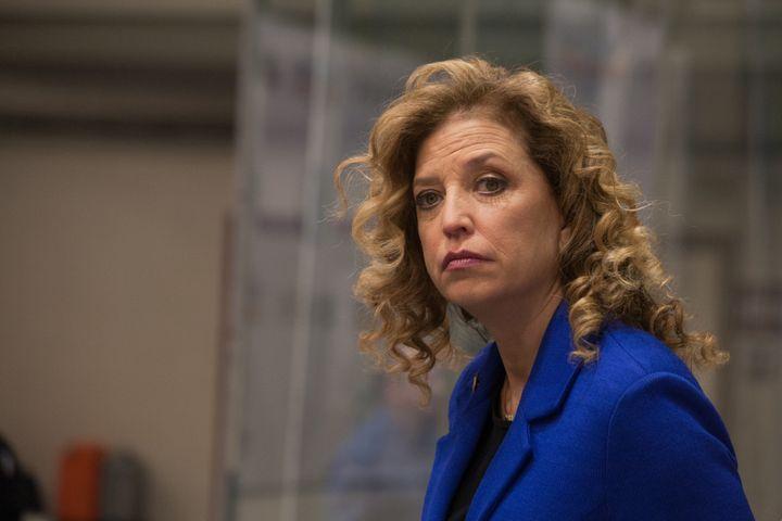 Florida congresswoman and Democratic National Committee chair Debbie Wasserman-Schultzhas elicited the ire of activists