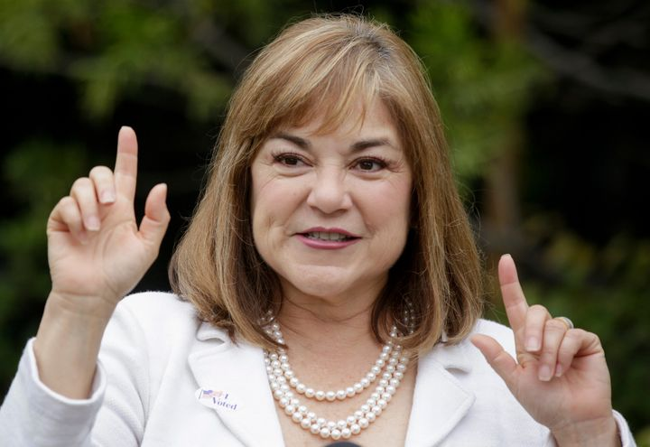 Rep. Loretta Sanchez (D-Calif.), a California Senate candidate, made comments about President Barack Obama that her opponent'