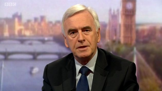 John McDonnell Makes Extraordinary Direct-To-Camera Appeal To Labour MPs Not To 'Destroy'