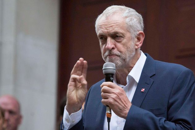Bangladeshi workers werepaid just 30p an hour to make the T-shirts supporting Jeremy Corbyn's...