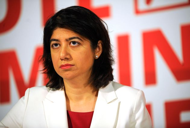 Seema Malhotra has accused Jeremy Corbyn's aides of entering her House of Commons office without