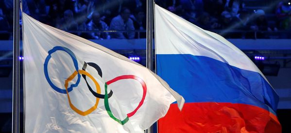 IOC Decides Against Complete Ban On Russian Team From Rio Olympics