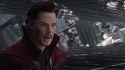 Benedict Cumberbatch Prepares For Battle In Magical New 'Doctor Strange'