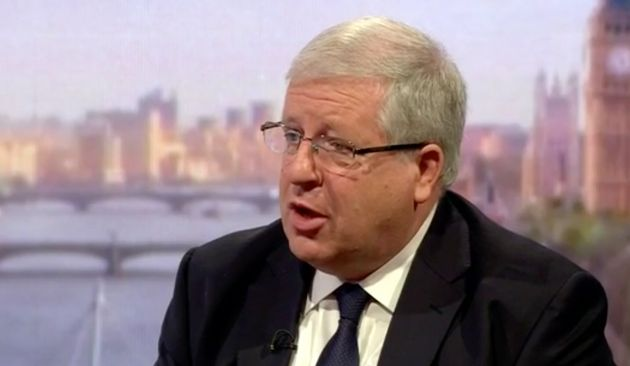 Conservative chairman Patrick McLoughlin: