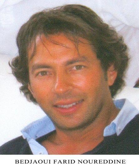 Bedjaoui's wanted photo.