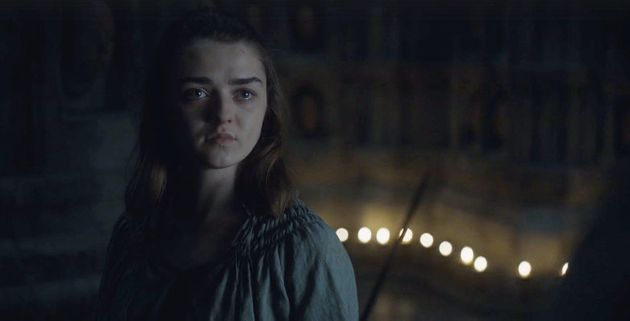 Even The 'Game Of Thrones' Showrunners Won't Deny That Arya