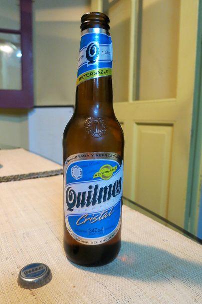 Quilmes, Argentina national beer