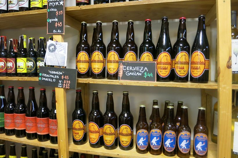 Craft beer in Buenos Aires