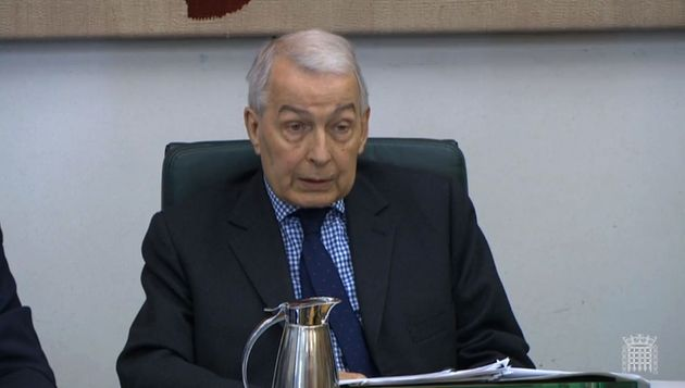 Frank Field said Green should 'undoubtedly make a large financial