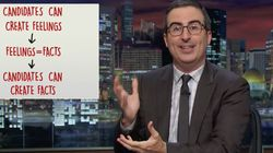 'What The F**k Just Happened?': John Oliver On The GOP