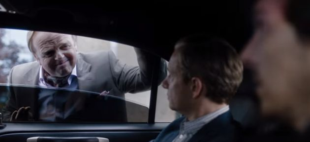 Toby Jones makes his debut as Sherlock's latest