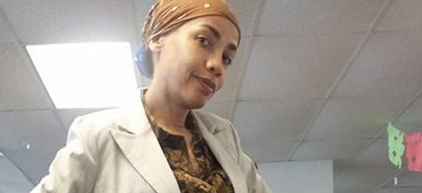 Woman Banned From Wearing Headscarf To Work Has Best Response