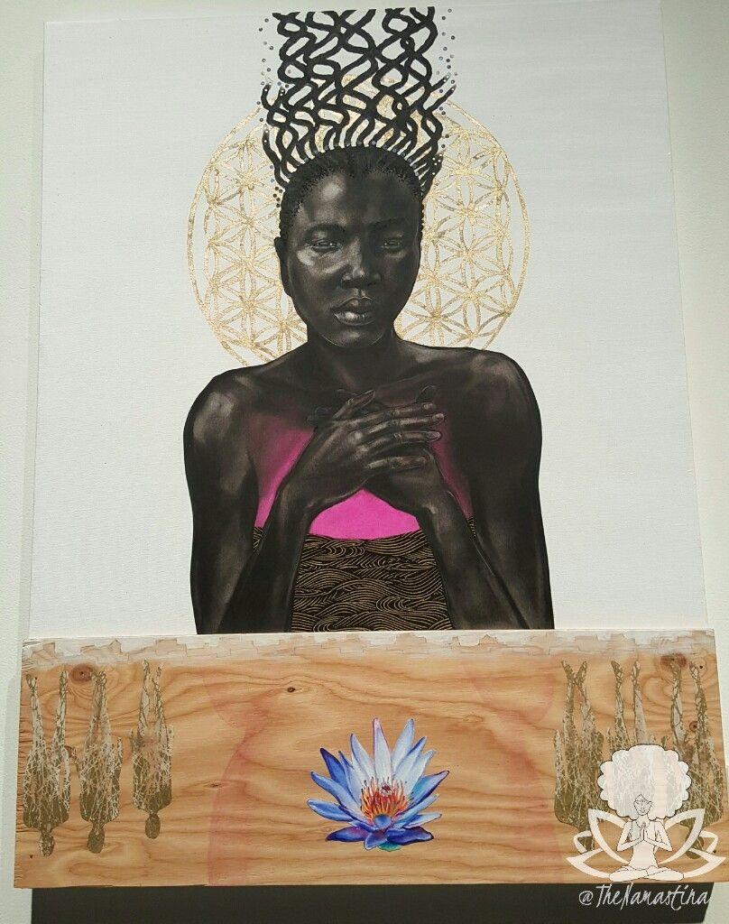 Artist, Nicole Dixon