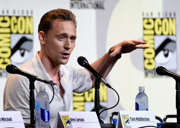 Tom was on the'Kong: Skull Island' panel at