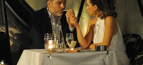 Kate Beckinsale Addresses David Walliams Romance Rumours