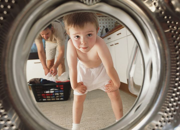 8 Clever Laundry Hacks For Time-Poor Parents   HuffPost Life