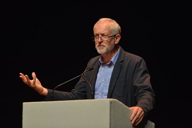 'It's weird to see the media cast him as a bully': Jeremy Corbyn has launched his bid to be re-elected...
