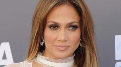 Jennifer Lopez Wears A Nearly Naked, Skintight Birthday