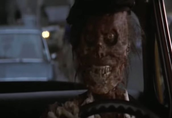 As yet there have been no sightings of phantom cab drivers, a la Ghostbusters