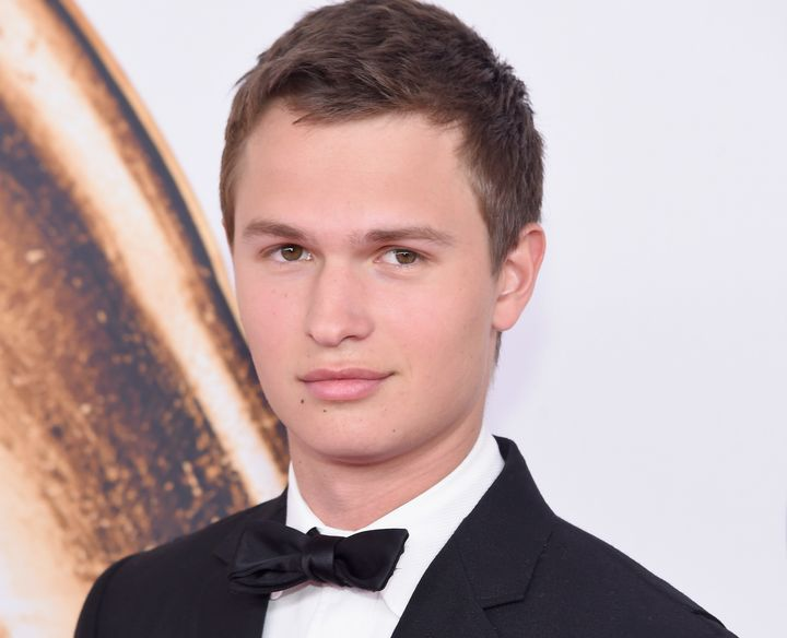 Ansel Elgort was on the shortlist for playing a young Han Solo.