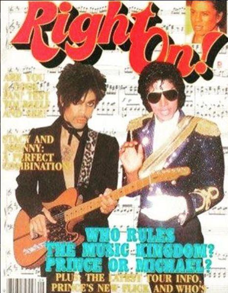 The Prince, Madonna And Michael Jackson Slam Book | HuffPost