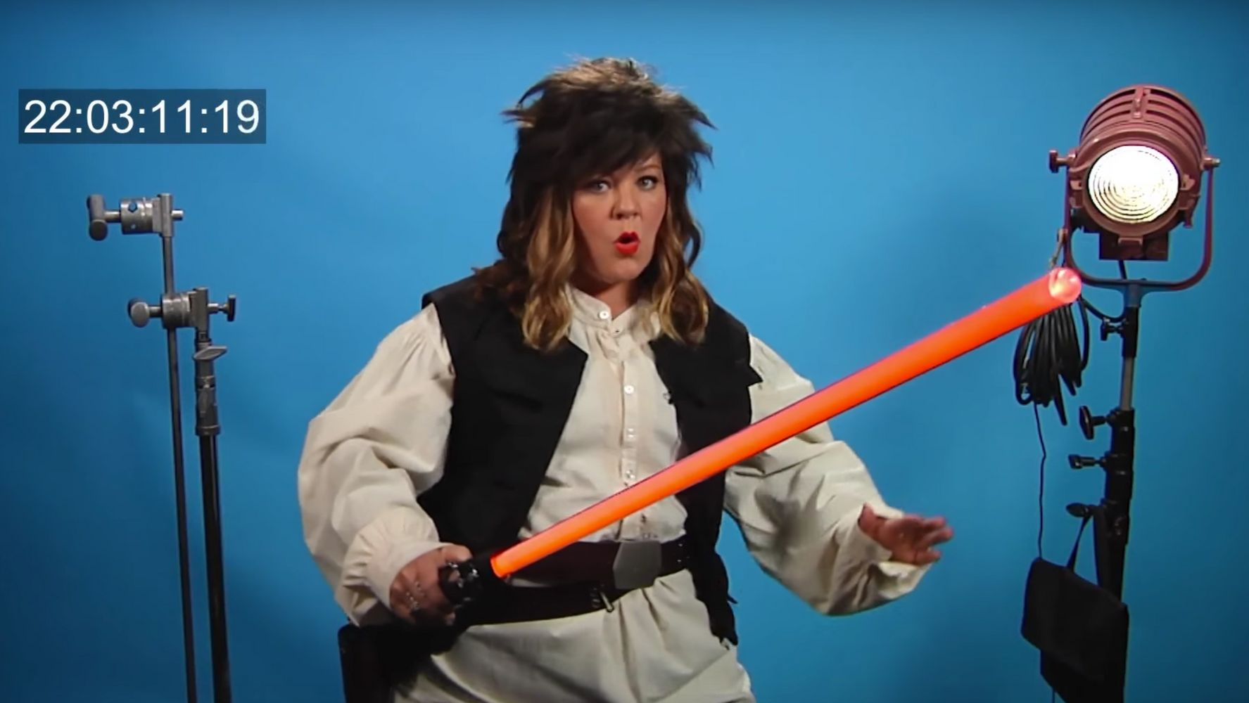 Melissa McCarthy, Bill Hader And 50 Cent's Young Han Solo 'Auditions' Are Priceless