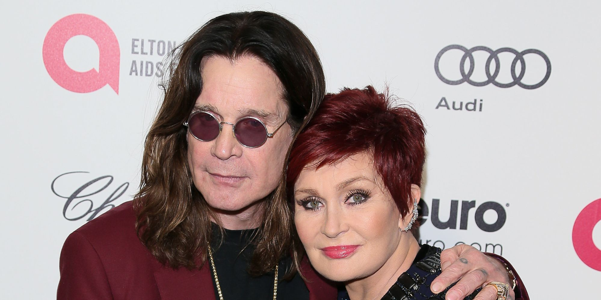 Ozzy Osbourne Says Separation From Sharon Was Just 'A Bump In The Road'