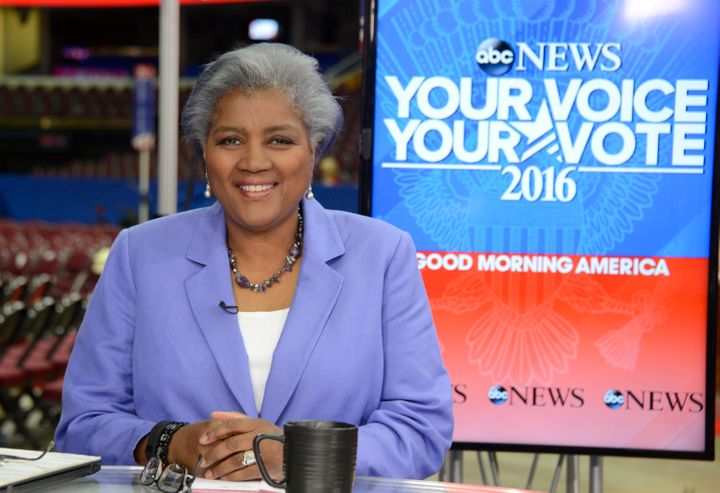 """Donna Brazile called the leaked emails """"ridiculous and insensitive and inappropriate."""""""