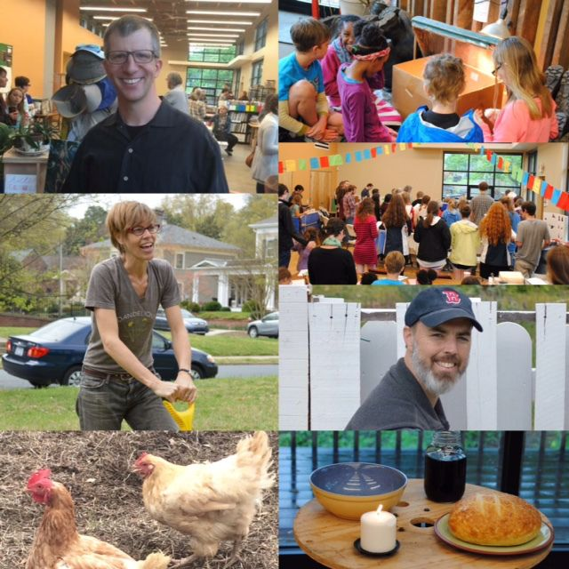 On May 1, 2016, theFarm Church dream became a reality as a new community was launched to address food insecurity.