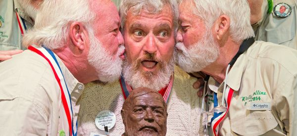 In Novel Coincidence, Hemingway Wins Hemingway Look-Alike Contest