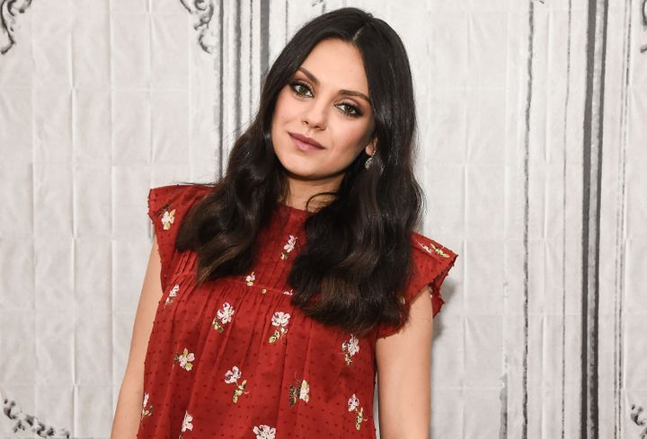 """Mila Kunis wants fellow moms to know that doing your best is """"more than enough."""""""