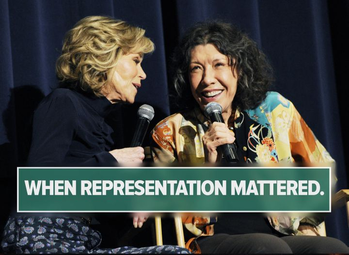 """Jane Fonda and Lily Tomlin, the stars of """"Grace and Frankie."""""""